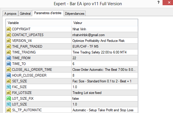 Bar iPro v11.1 EA -[Cost $1098]- Free Unlimited Version
