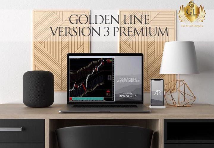Golden Line V3 Indicator – [Cost $69]- For FREE