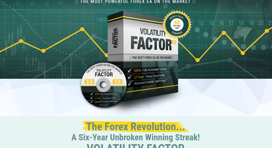 Volatility Factor EA – [Cost $347]- For FREE