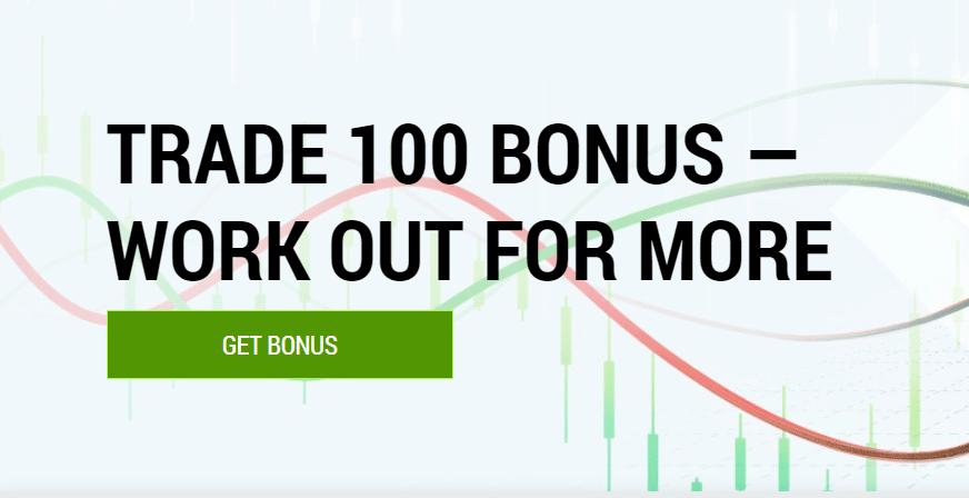 free Forex 100$ no deposit bonus