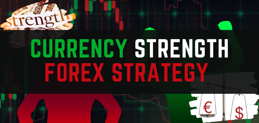 forex currency stregth trading strategy
