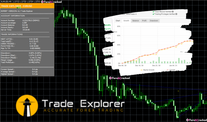 trade explorer EA for free download forexcracked.com
