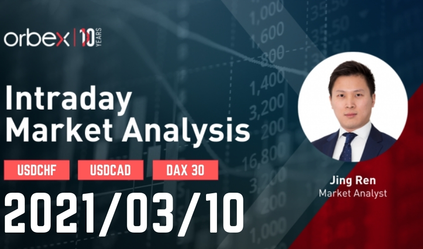 Intraday Market Analysis – DAX Shrugs Off Correction forexcracked.com